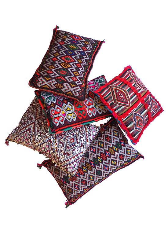 puder marokkko, cushions marocco