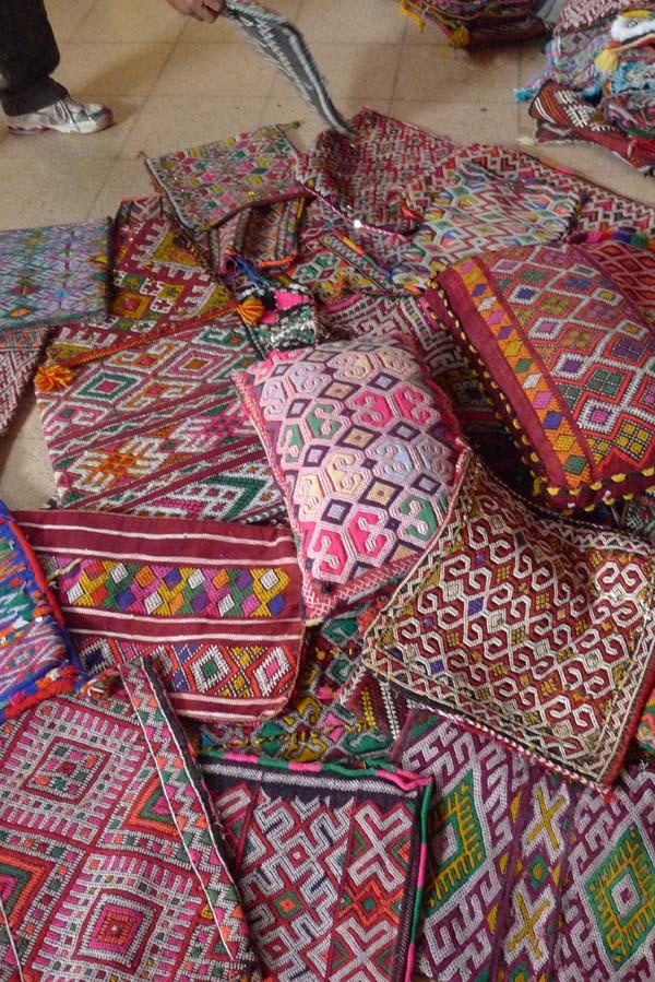 marokkanske puder Marokkanske Berber puder – Moroccan Berber cushions marokkanske puder